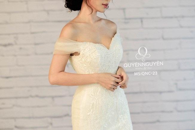 váy đuôi cá QNC