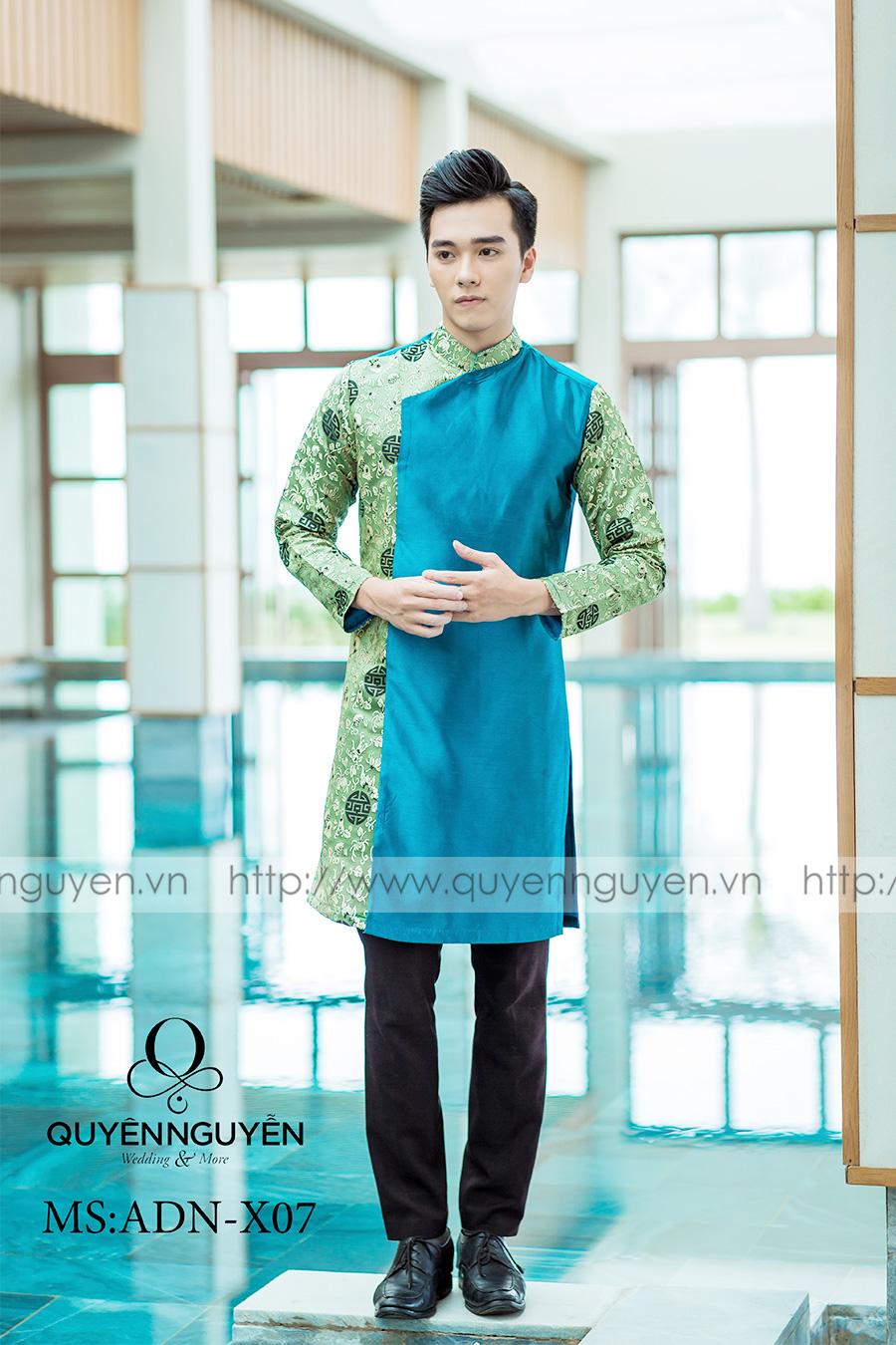 Chất lượng áo dài nam tại Quyên Nguyễn được đảm bảo