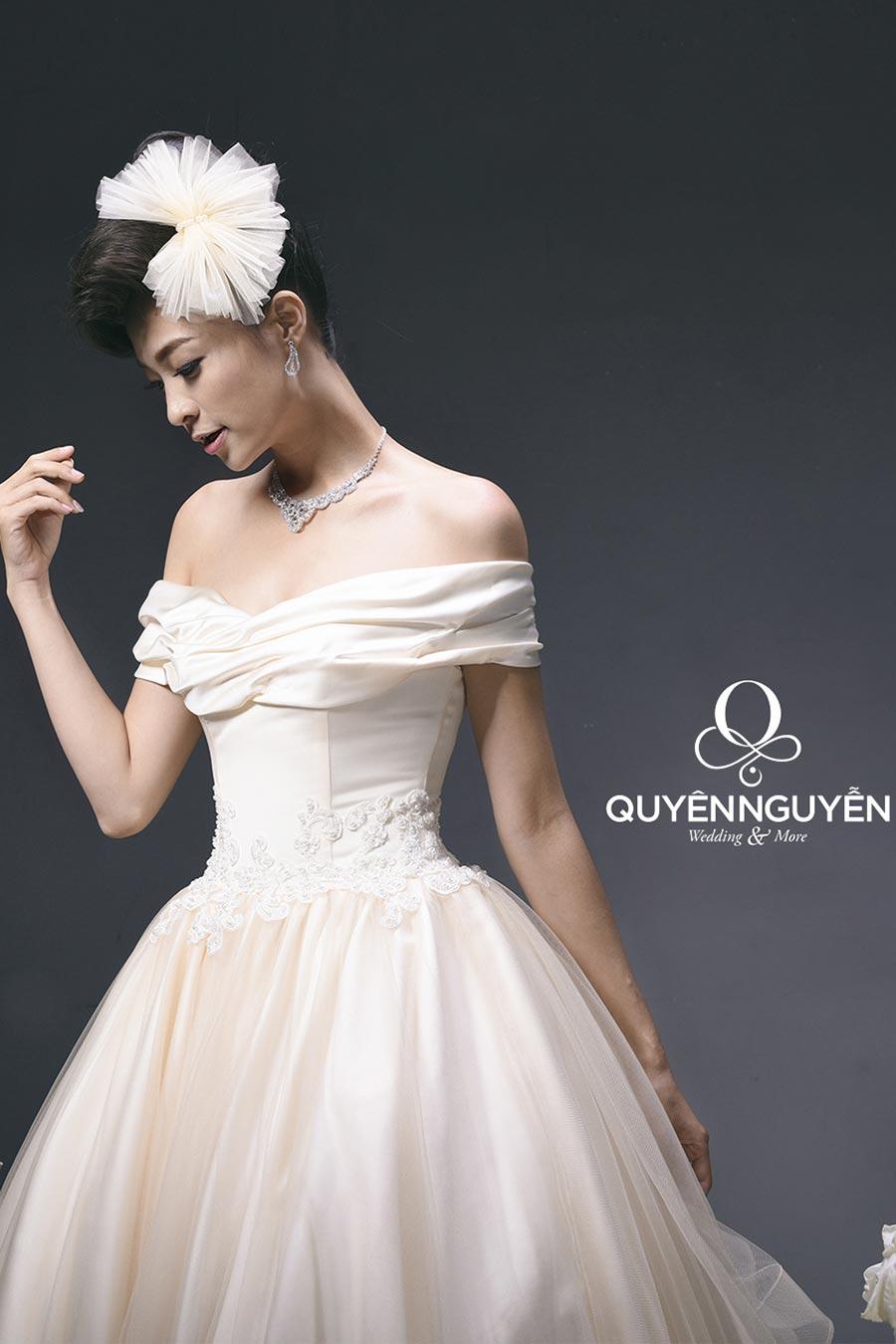 váy cưới mẫu