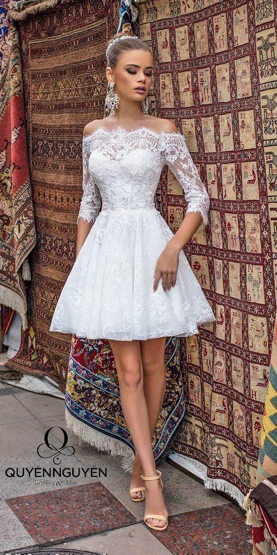 Váy ngắn bohemian