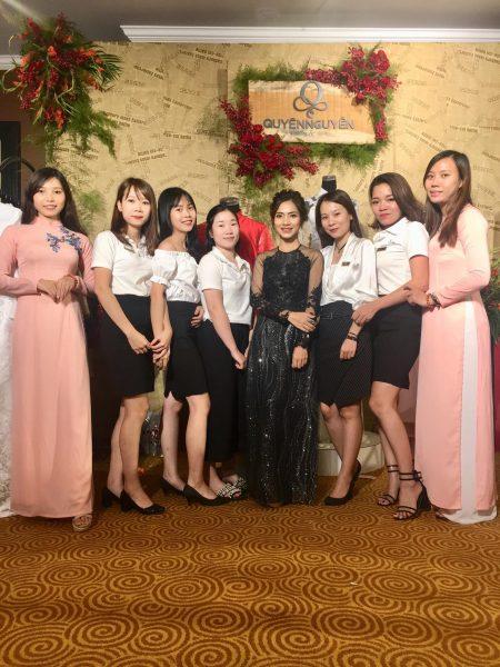 Đội ngũ QuyenNguyen Bridal