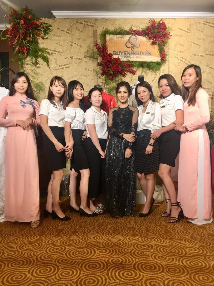 Địa chỉ cho thuê váy cưới uy tín tại Hà Nội