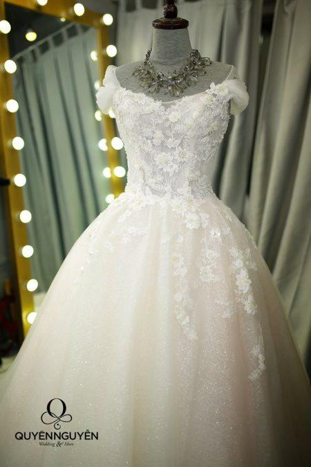 Váy cưới big size hà nội