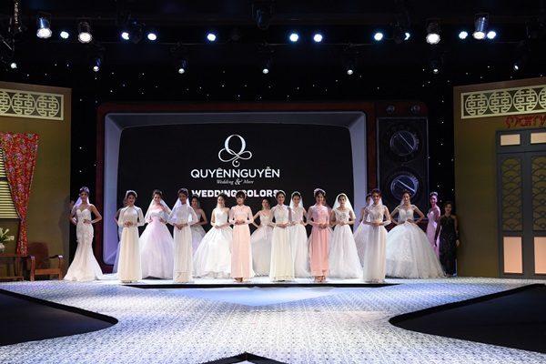 Váy cưới từ Quyên Nguyễn Bridal
