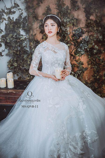 Váy cưới đẹp nhất mọi thời đại