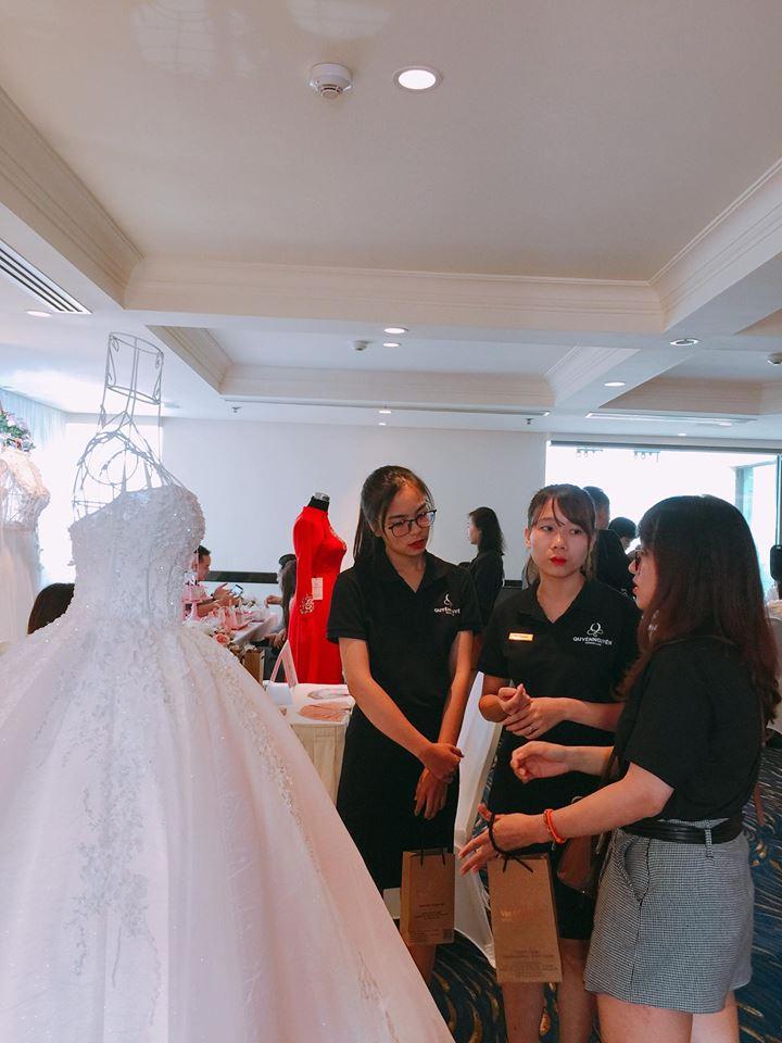 Địa chỉ uy tín bán váy cưới giá rẻ