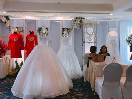 Showroom áo cưới Quyên Nguyễn Bridal