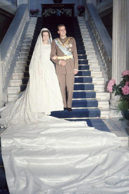 Váy cưới công chúa Hi Lạp