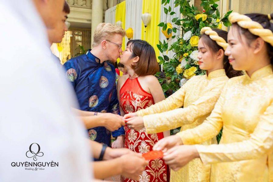 Áo dài cưới giá bao nhiêu là hợp lý?
