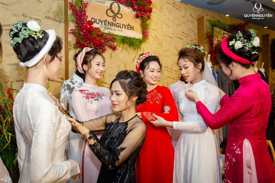 Áo dài Quyên Nguyễn Bridal
