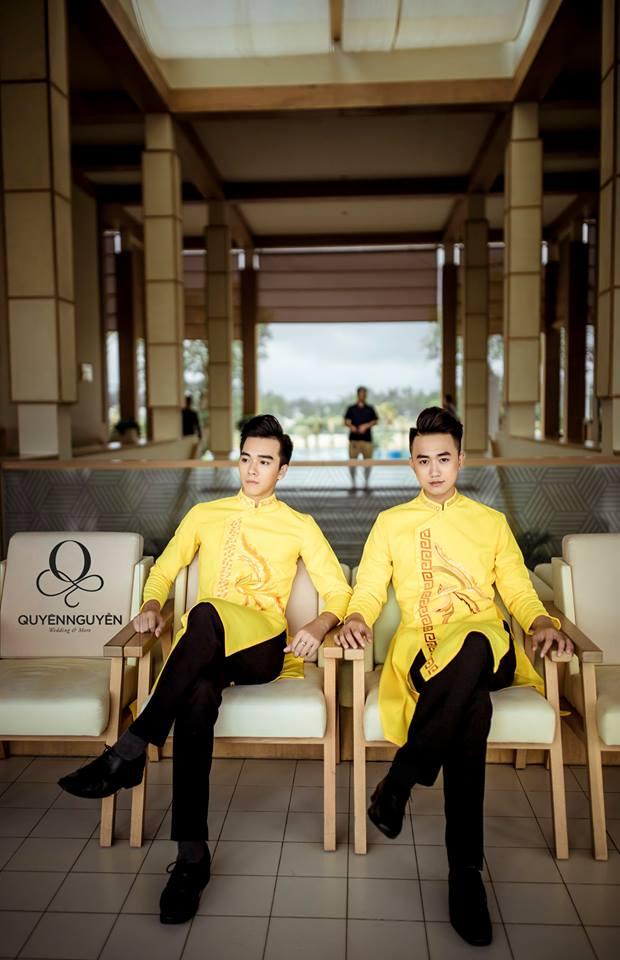 May áo dài chú rể ở đâu là tốt tại Hà Nội?