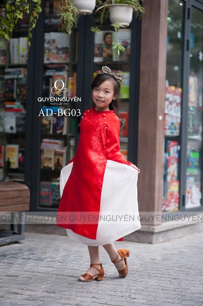 Hướng dẫn cách may áo dài trẻ em