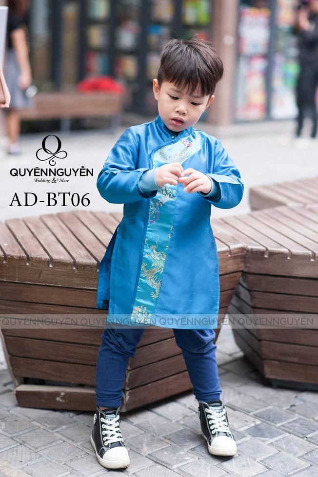 Áo dài trẻ em trai AD BT06