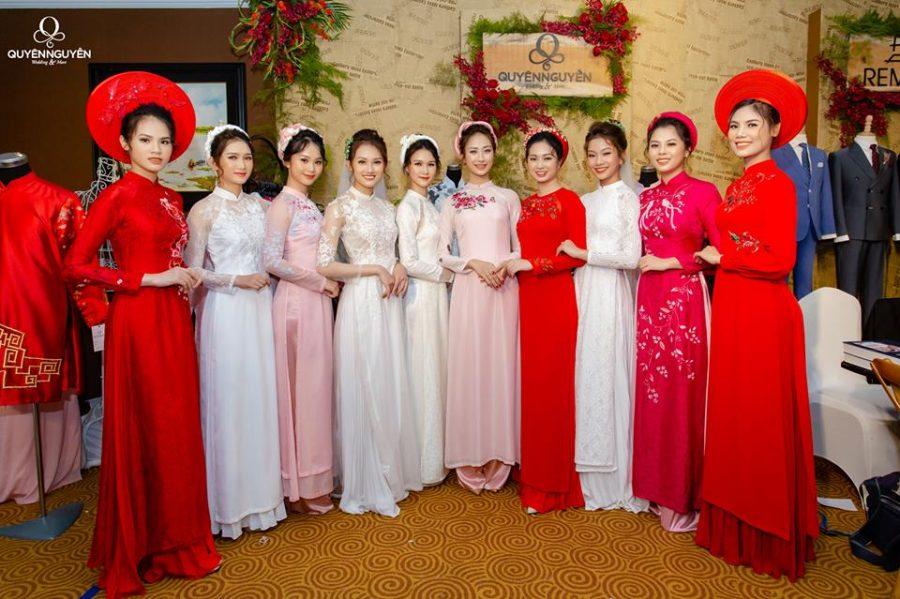 Quyên Nguyễn Bridal 2018