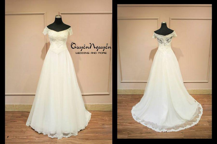 Váy cưới sale năm 2015 đồng giá 1300000