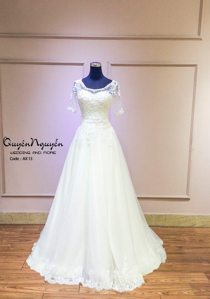 Tất cả váy cưới đồng giá 1090000 đồng