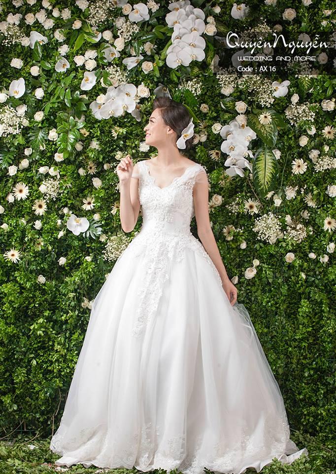 Váy cưới giá rẻ nhưng chất lượng cao cấp