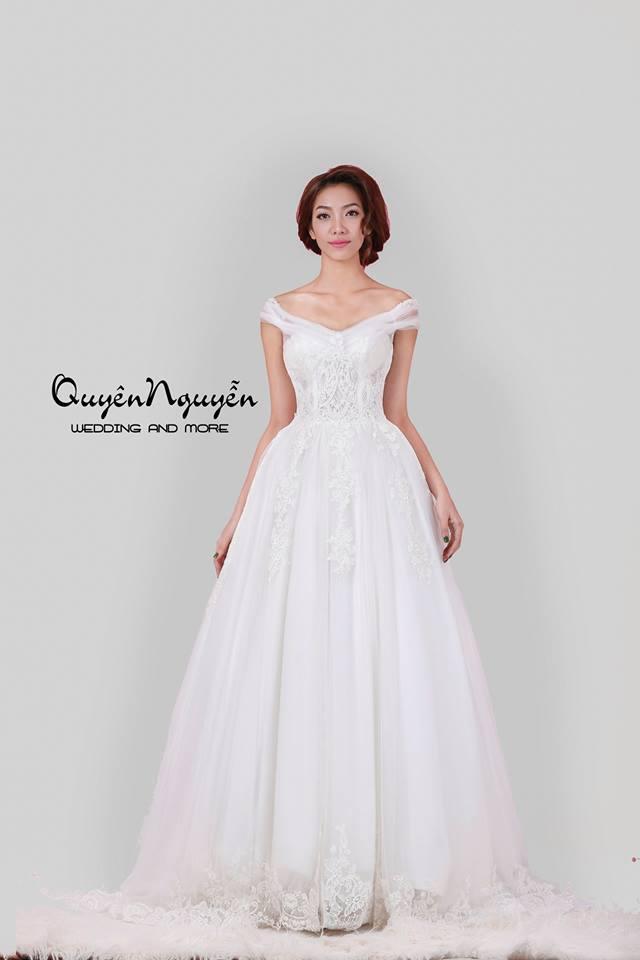 Những mẫu váy đầy hấp dẫn