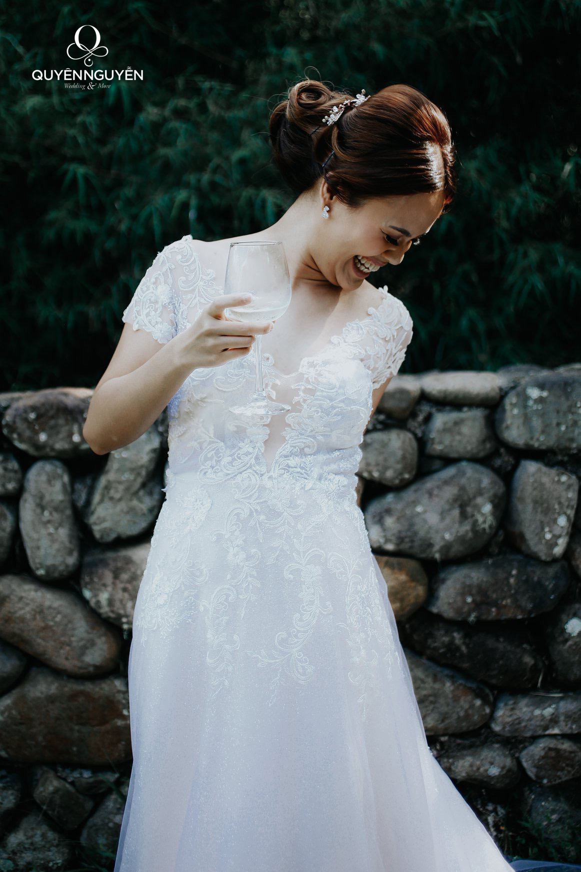 Váy cưới cô dâu Denise