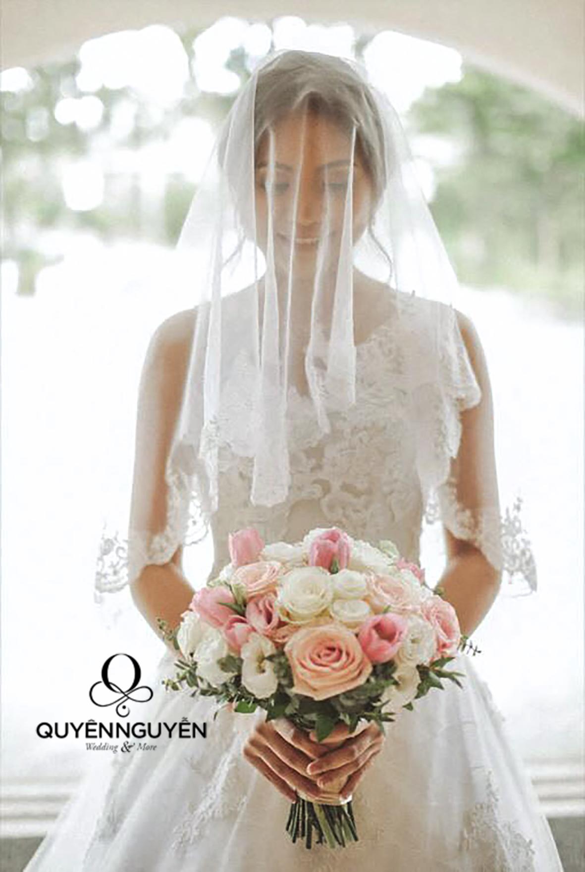 Váy cưới cô dâu Joanne