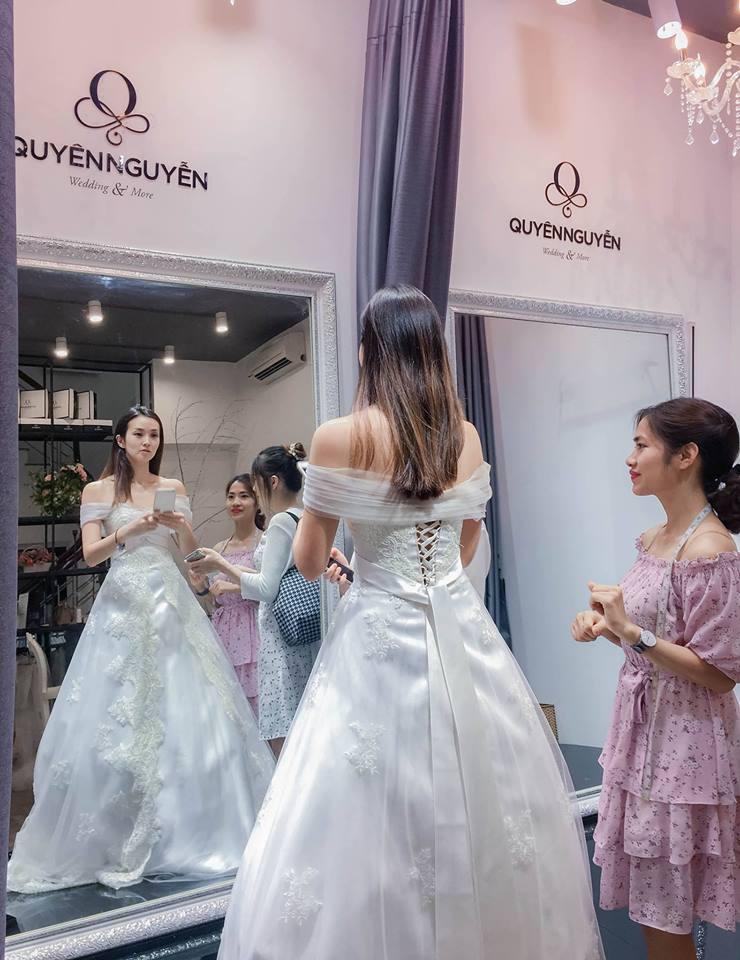 Chọn váy đẹp nhất có thể