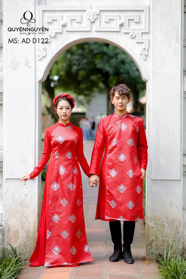 30 mẫu áo dài ăn hỏi đẹp nhất 2019 cho các cặp đôi