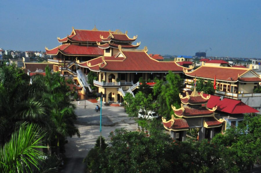 Thiền viện Sùng Phúc Từ Liêm