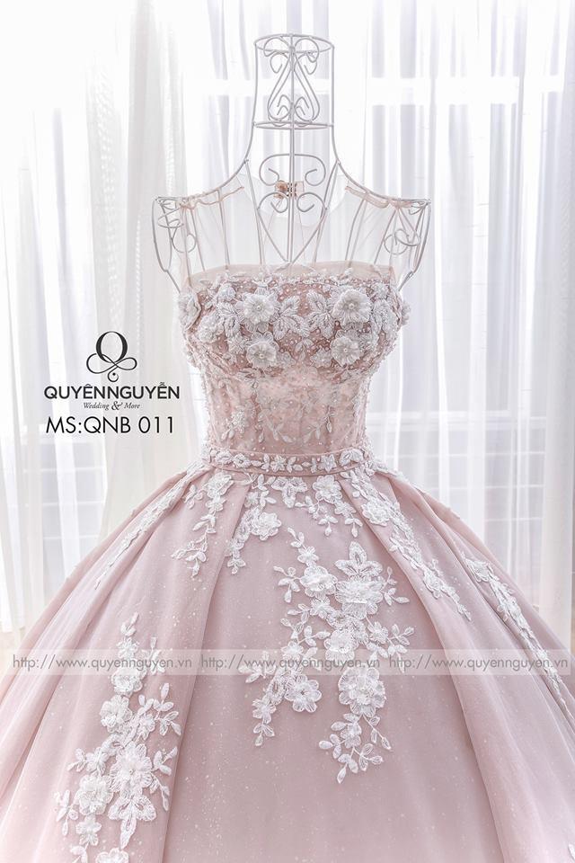 Váy cưới limited QNB 011