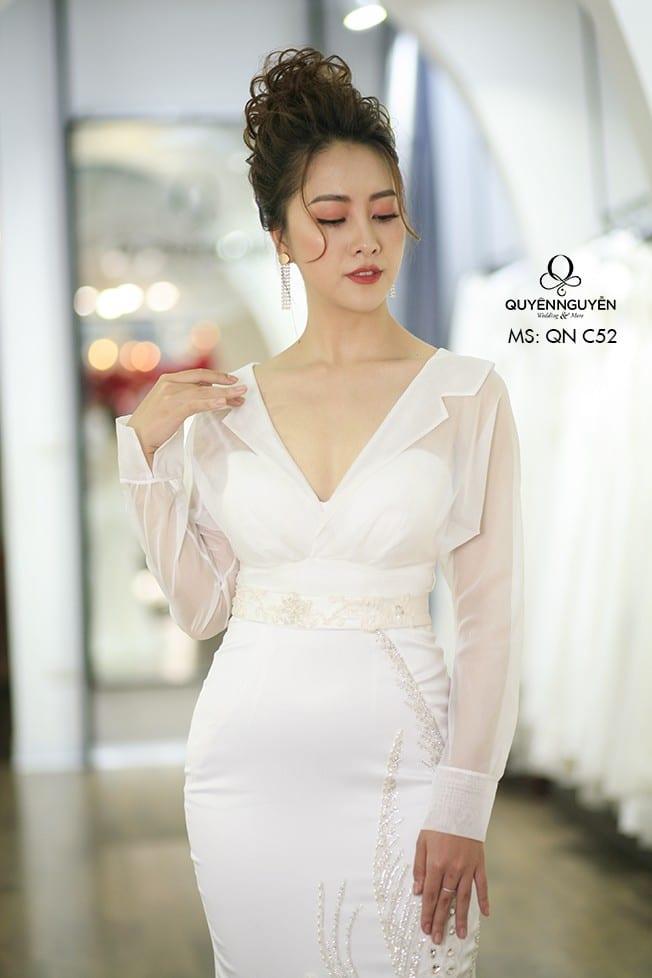 Váy cưới Delicate