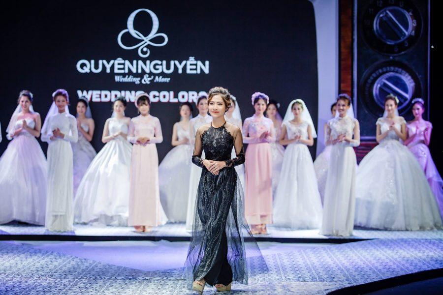 mẫu váy cưới 2019