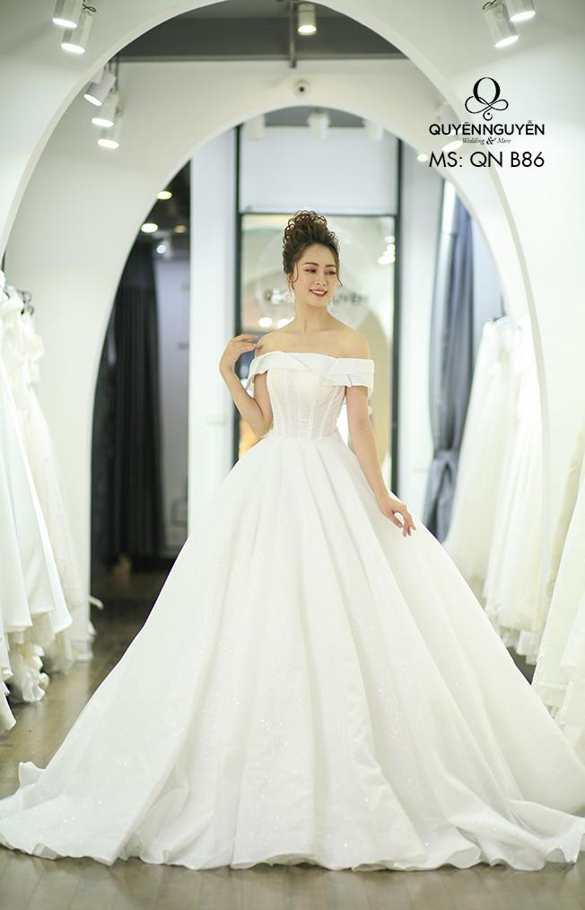 Tổng hợp các bộ sưu tập váy cưới 2019 của Quyên Nguyễn Bridal