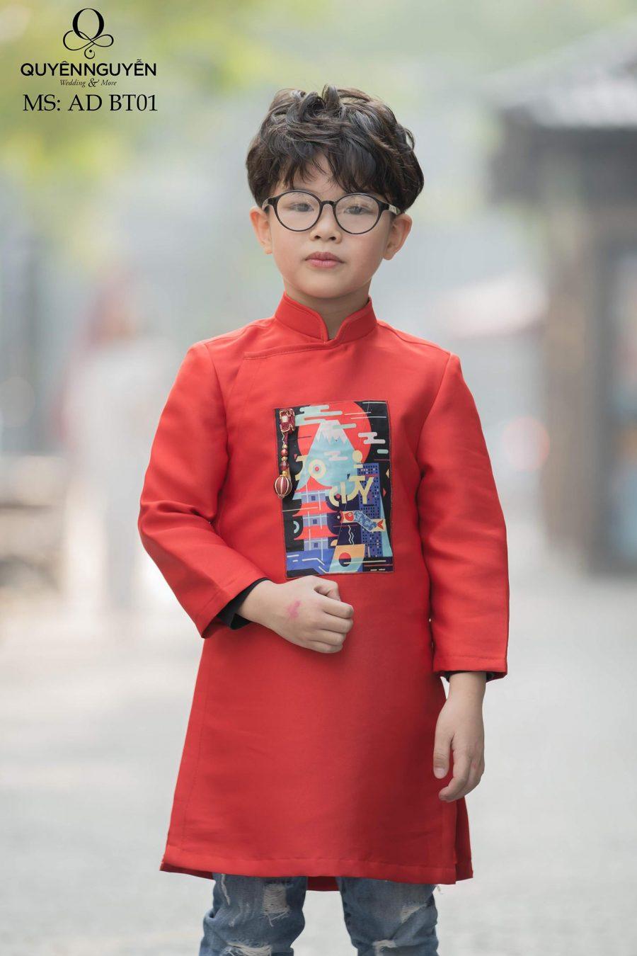 Những mẫu áo dài cho bé trai đẹp nhất 2020 tạiThành phố Hồ Chí Minh