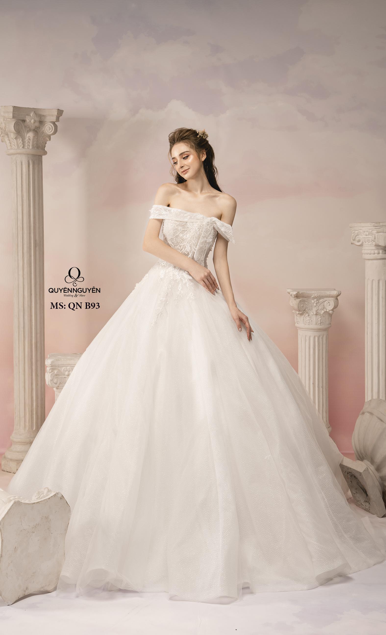 Váy cưới đẹp nhất 2020 cho mùa cưới