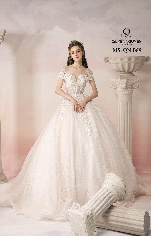 Những bộ váy cưới đẹp nhất Hà Nội được yêu thích 2020