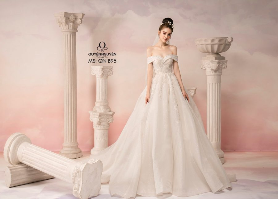 Cửa hàng áo cưới Hà Nội vừa đẹp, giá cả lại hợp lý?