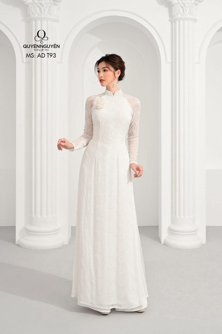 Cửa hàng may sẵn áo dài ở Hà Nội uy tín và chất lượng!