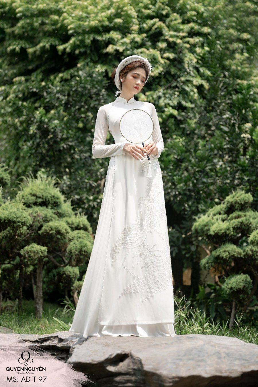 Cửa hàng may áo cưới Hồ Chí Minh uy tín, chất lượng