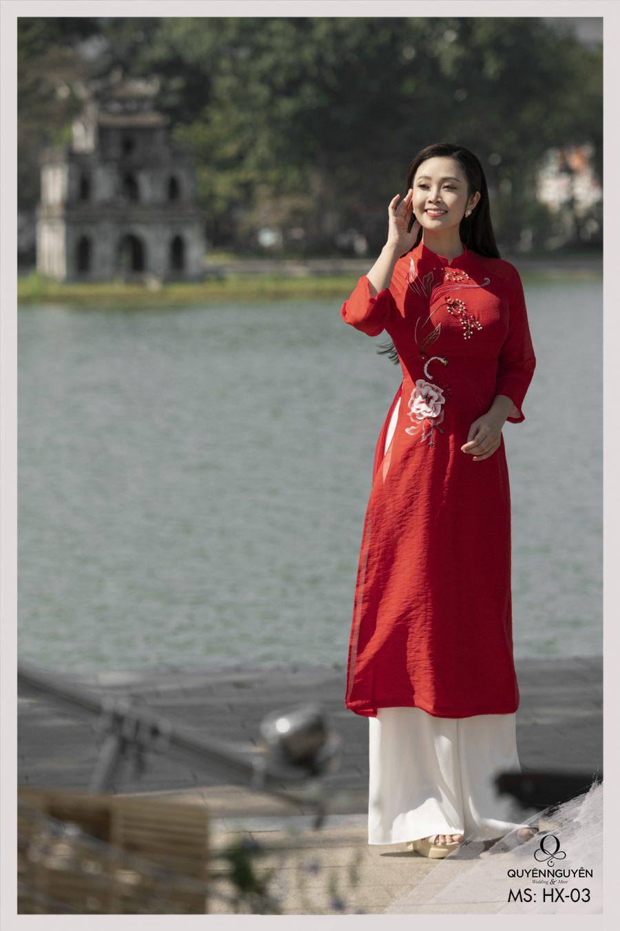 Quyên Nguyễn Bridal – địa chỉ cung cấp áo dàicách tân nữ 2021 uy tín