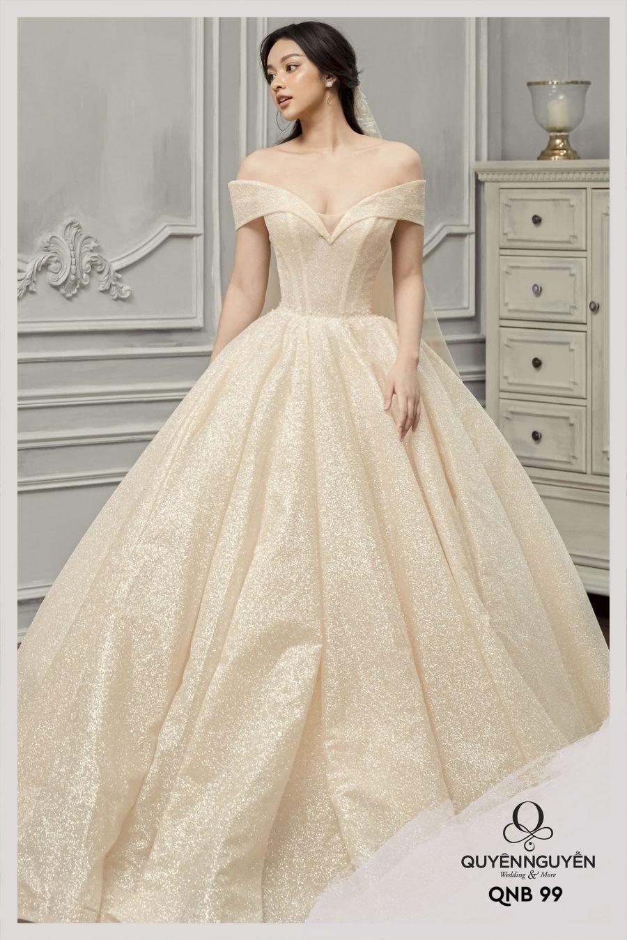 Những địa chỉ cho thuê váy cưới đẹp nhất tại Hà Nội