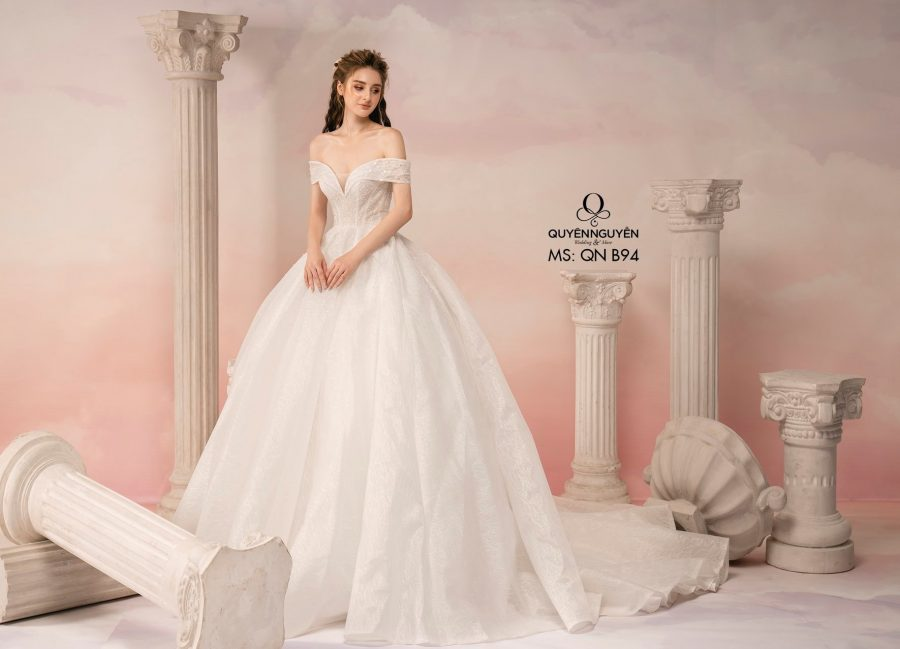 Bộ sưu tập váy cưới cô dâu mới nhất 2021