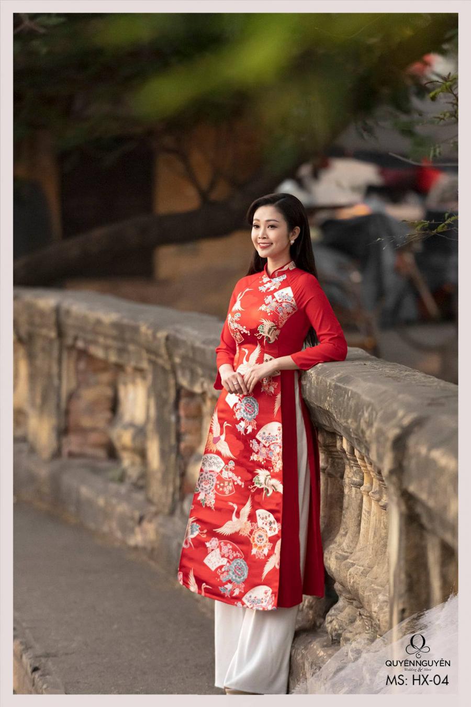 BST áo dài cách tân đẹp 2021 tại Quyên Nguyễn Bridal