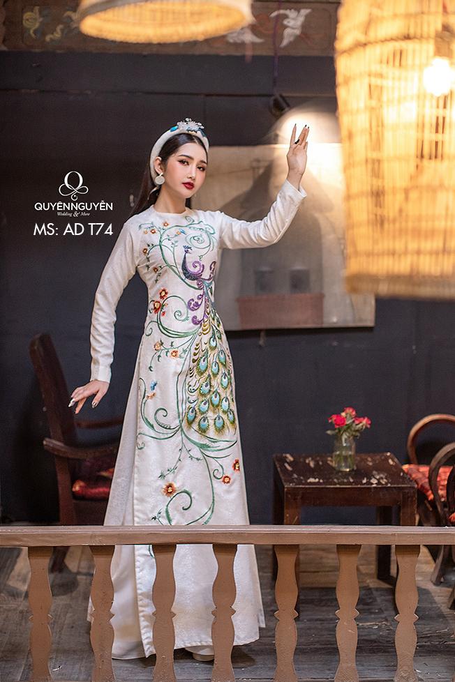 Quyên Nguyễn Bridal – địa điểm cung cấp áo dài cách tân 2021 size lớn đẹp nhất