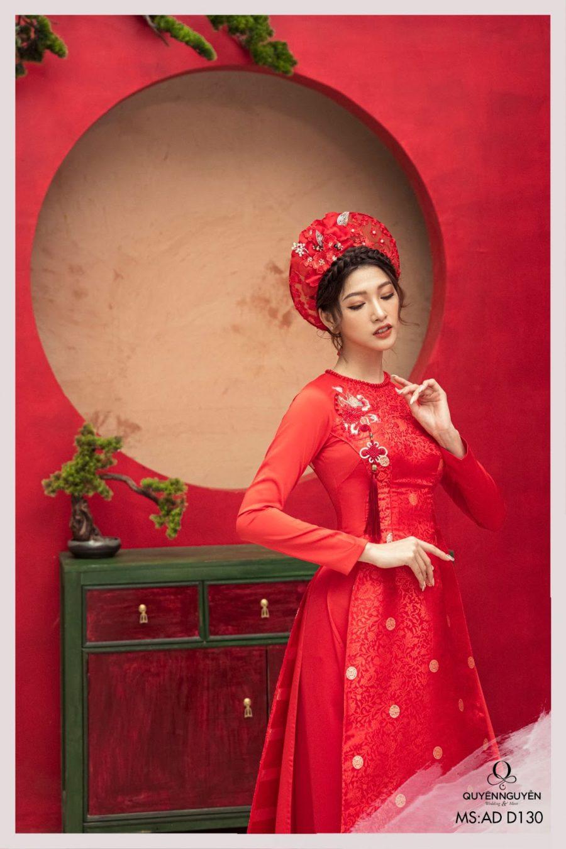 Top các mẫu áo dài đẹp 2022 được các nàng dâu ưa chuộng nhất